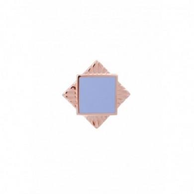 Clip pour bracelet Les Georgettes bleu